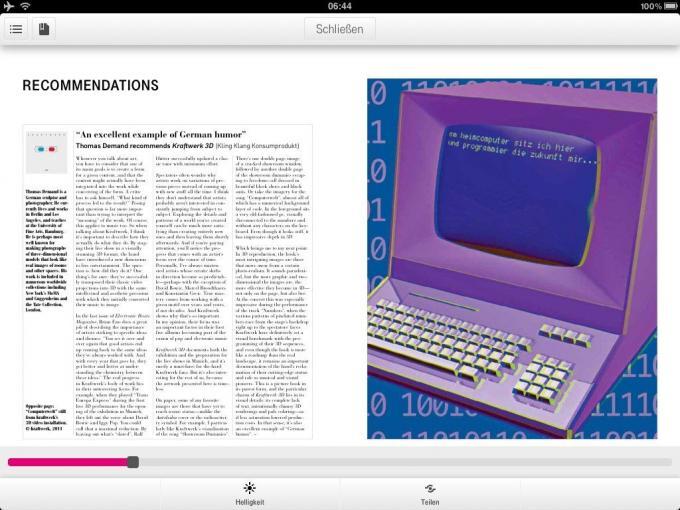 apps fürs tablet