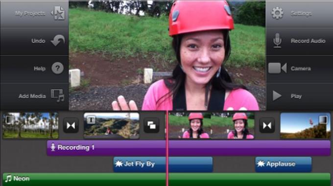 Videoschnitt-Software für iOS im Duell: iMovie vs. Pinnacle Studio
