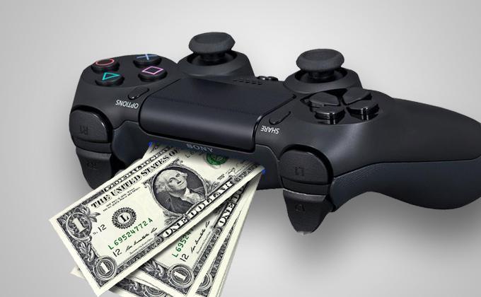 geldfresser sony playstation 4 amazon listet spiele f r. Black Bedroom Furniture Sets. Home Design Ideas