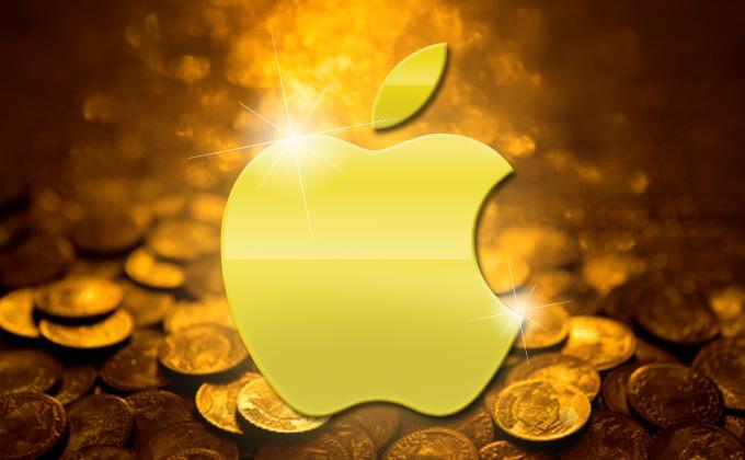 Goldener Apfel: Apple bleibt die weltweit wertvollste Marke