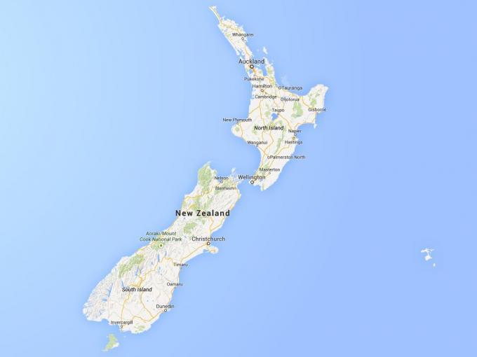 In Neuseeland funken neuerdings die Telefonzellen
