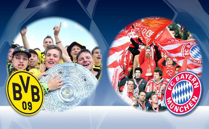 Fc Bayern Munchen Gegen Borussia Dortmund Wer Gewinnt Den