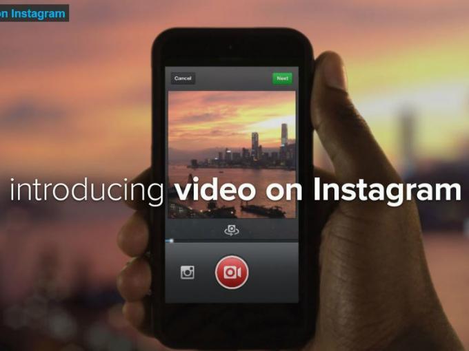 Facebook stattet Instagram mit Videofunktion aus