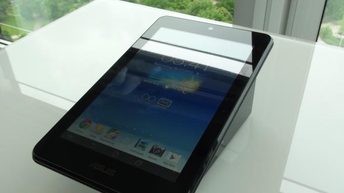 Asus Memo Pad HD 7: Kleines Einsteiger-Tablet