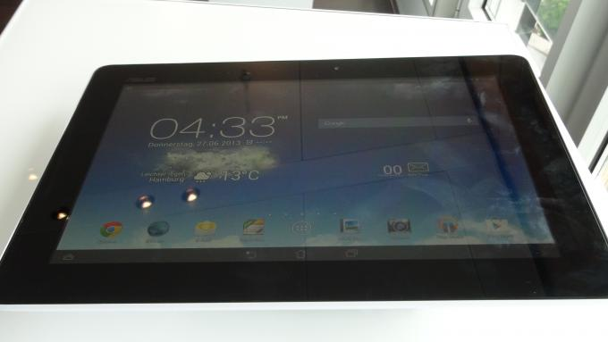 Video: Asus Memo Pad FHD 10 im Hands-On