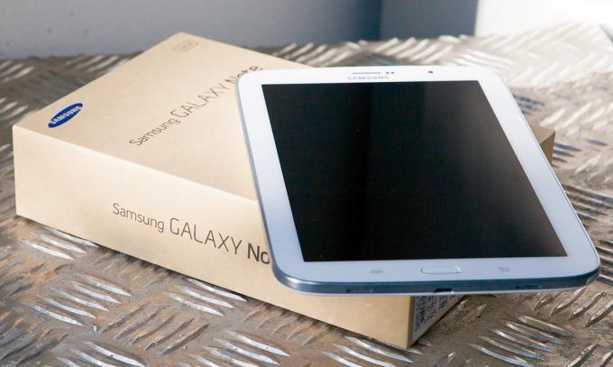 Das Galaxy Note 8