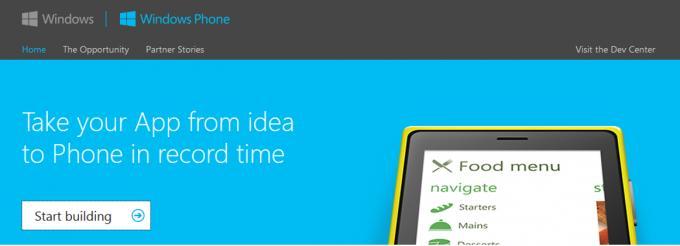 Windows Phone App Studio: App-Baukasten für simple Programme