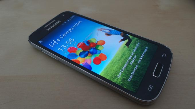 Das Samsung Galaxy S4 mini im Test