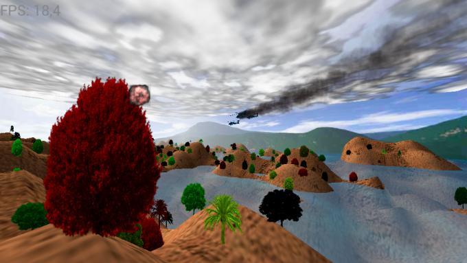 Kleinere Game wie Angry Birds sind für das Mini kein Problem. Bei schnelleren Spielen ist aber mit Rucklern zu rechnen.
