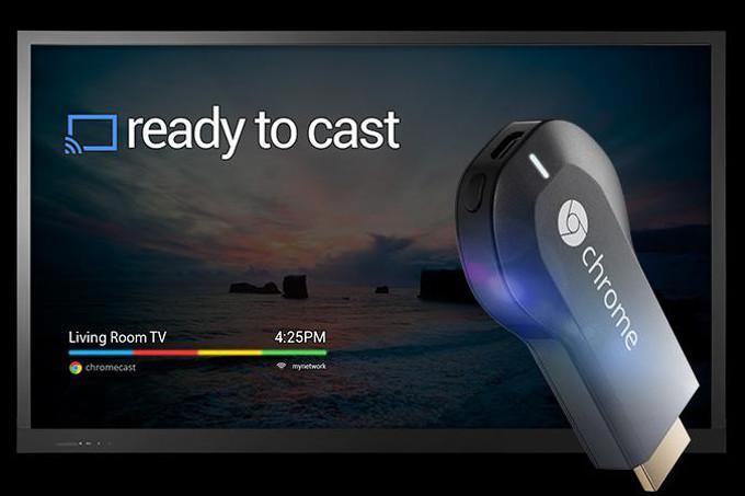 Google Chromecast: AirCast erlaubt das direkte Streaming von verschiedenen Quellen auf den Fernseher