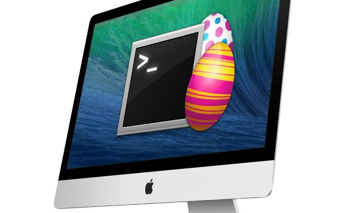 Spezial: Easter-Eggs im Mac-Terminal