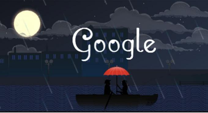 """Clair de Lune"": Google-Doodle zum Geburtstag von Claude Debussy"