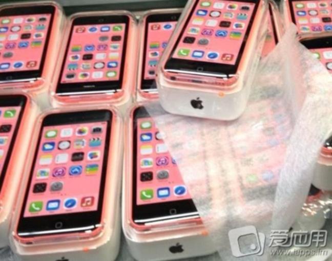 Neue Bilder des iPhone 5C aufgetaucht?