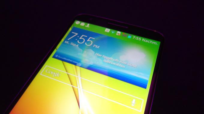 IFA 2013: LG trumpft mit dem neuen G2 auf