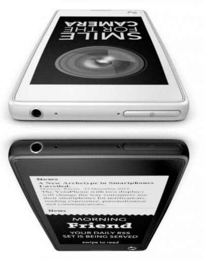 Yota Phone: Früher als erwartet im deutschen Handel