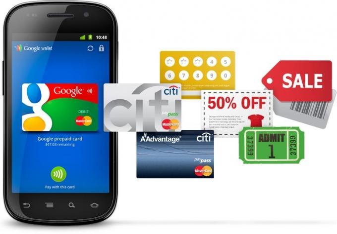 Mit Wallet möchte Google EC, Kredit und sonstigen Zahl und BonusKarten ein virtuelles Zuhause bieten.