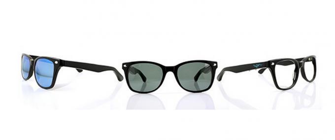 Ion Glasses: Spartanische Datenbrille via Indiegogo