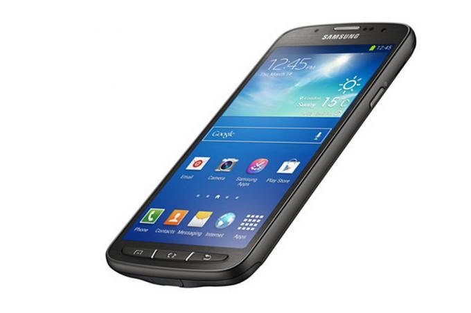 Galaxy S4 Active: Outdoor-Smartphone getestet
