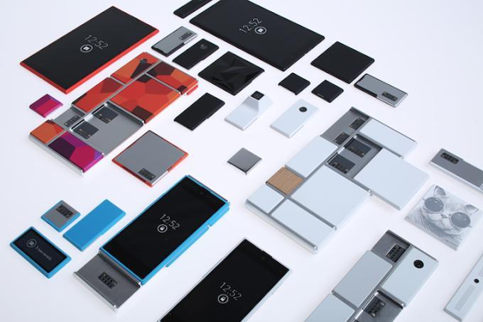 Motorola entwickelt Smartphone mit modularer Bauweise