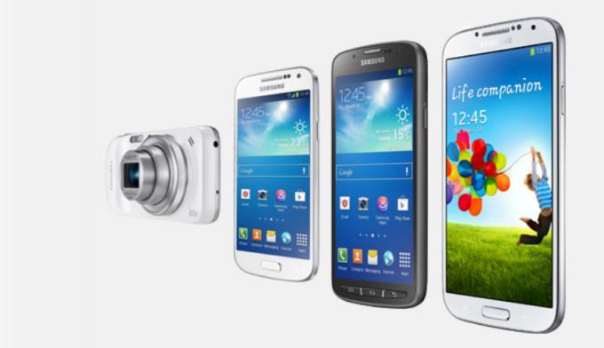Samsung Galaxy anpassen: Jedem sein eigenes Android