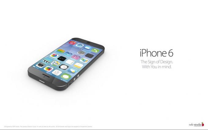 iPhone 6: Zwei Modelle mit gekrümmten Display?