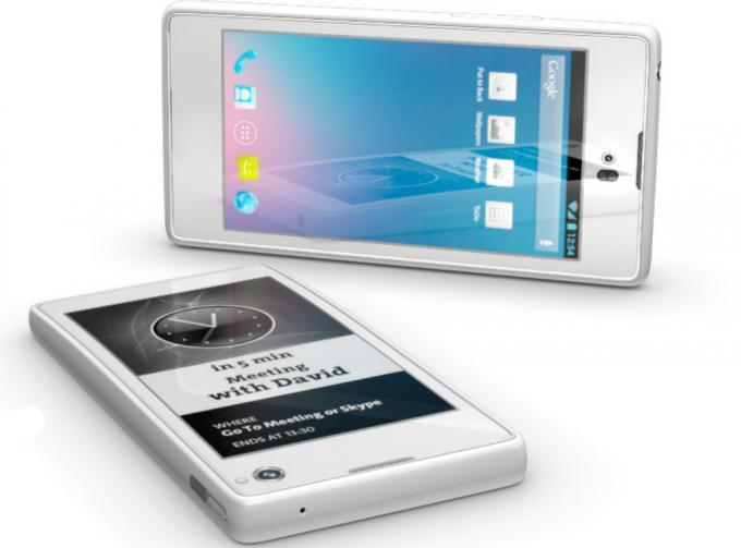Yota Phone erscheint im Dezember