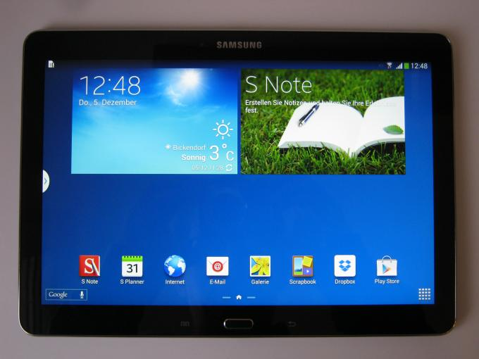 Samsung Galaxy Note 10.1: Test der 2014-Edition