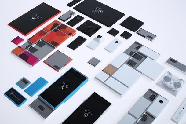 Project Ara: Zwischenstand bei Motorolas Modul-Smartphone