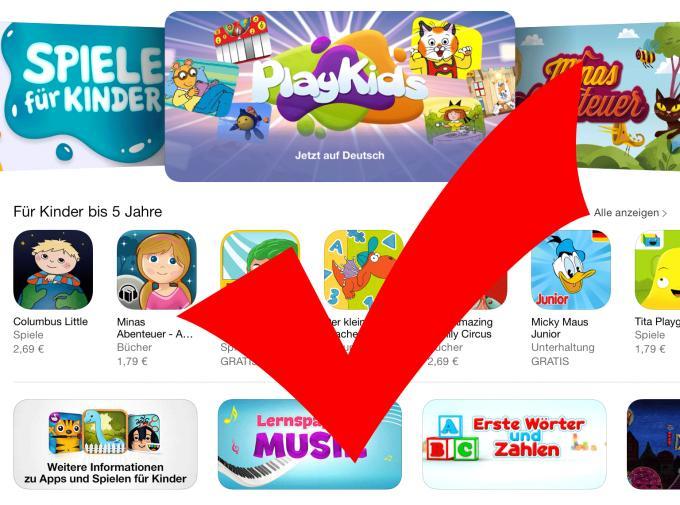 iPhone und iPad für Kinder sicher einrichten