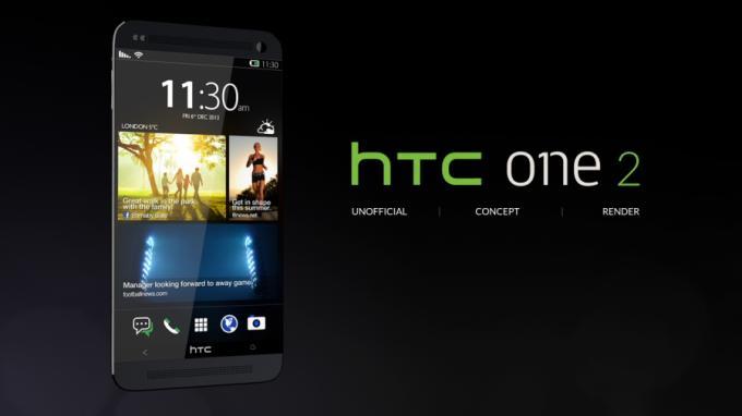 HTC M8 erscheint Ende März