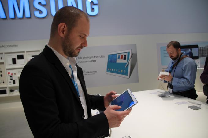 Samsung-Produkte der Zukunft: Tablets, TVs, Haushaltsgeräte und mehr