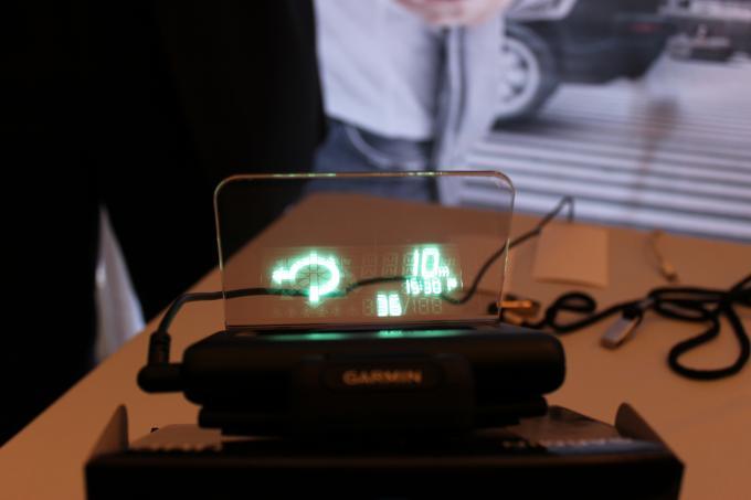Garmin: Navi-Software spiegelt Karten auf Smartwatch wider