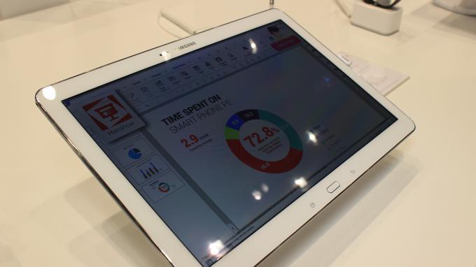 Hands-on-Video zum Samsung Galaxy NotePro - ein fast perfektes Tablet