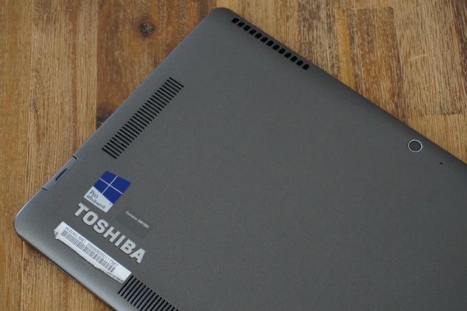 Toshiba Portégé Z10t-A-10M im Test: Convertible mit eingeschränktem Display-Drehwinkel