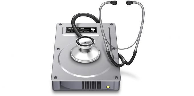 So funktioniert das Festplattendienstprogramm