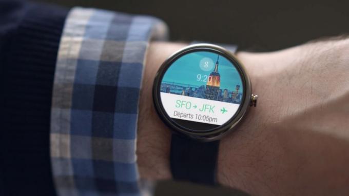 Google Wear: Google kündigt Betriebssystem für Wearables an