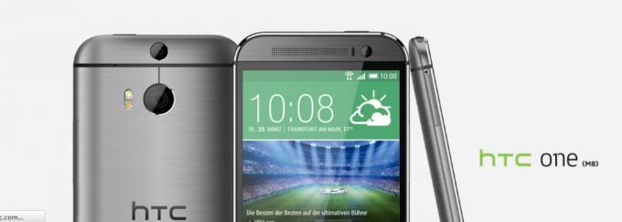 Hands-on-Video: HTC stellt sein neues Flaggschiff HTC One (M8) in London vor