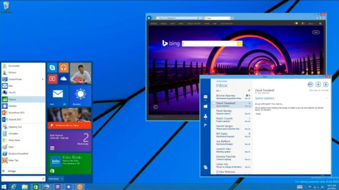 Windows 8.1 Update: Die Rückkehr des Startmenüs - Desktop-Windows und Windows Phone verschmelzen künftig