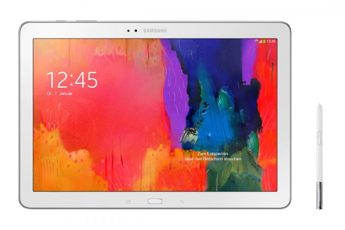 Galaxy NotePro 12.2 im Test: Premium-Tablet – auch beim Preis