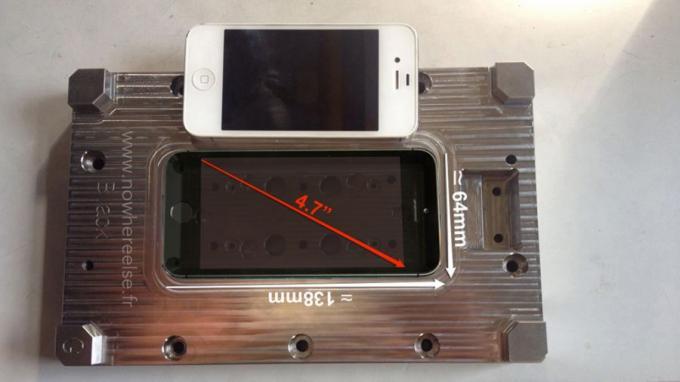 iPhone 6: 4,7-Zoll-Display bestätigt