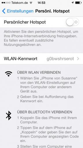Egal ob ihr iOS oder Android nutzt...