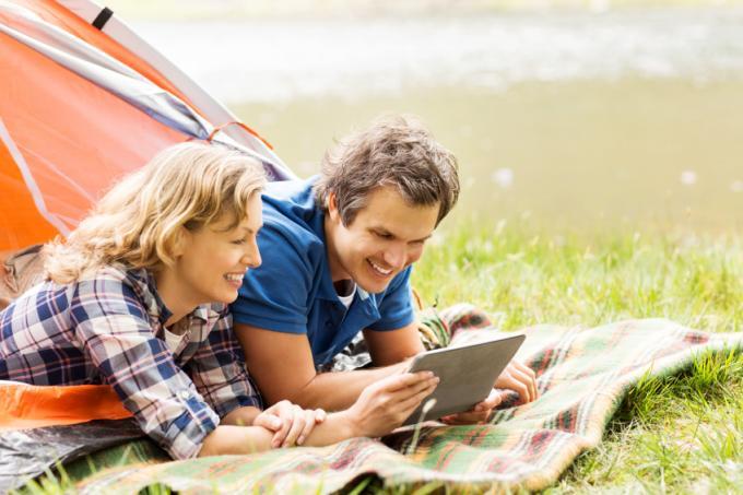 Unterwegs mit dem Tablet Online gehen – ganz ohne SIM-Karten-Slot