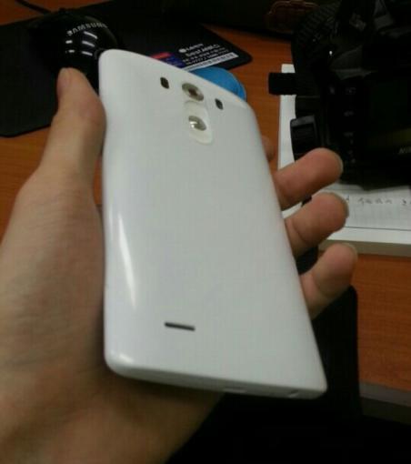 LG G3: Fotos enthüllen LG-G2-Nachfolger noch vor Markteinführung im Mai