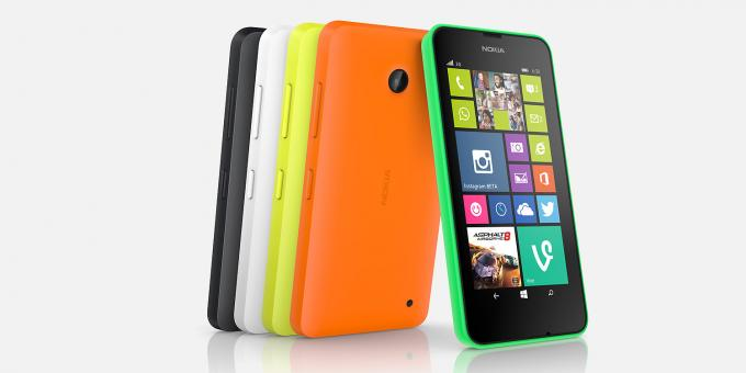 Nokia Lumia 630: Erstes Windows 8.1 Smartphone verträgt Micro-SD-Karten von bis zu 128 GB