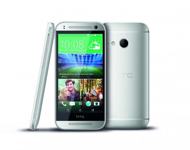 HTC One Mini 2 offiziell vorgestellt