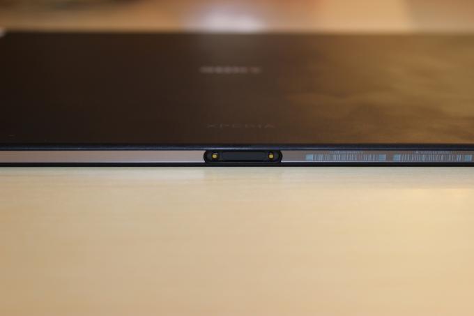 Sony Xperia Z2 Tablet im Test - schick, schicker, Sony