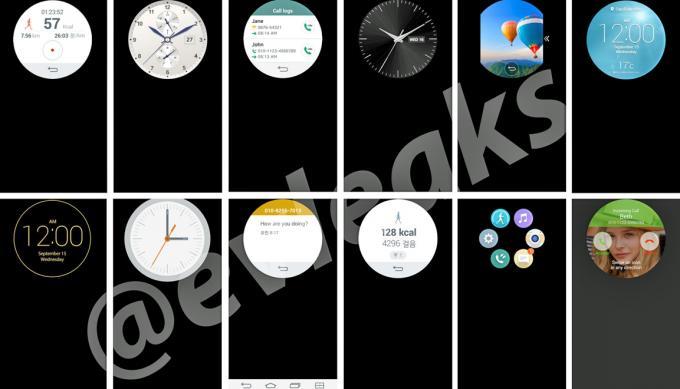 LG G3: Durchgesickerte Screenshots zeigen Quick Windows Modus