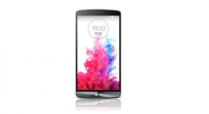 LG G3 – Smartphone mit überragendem Display und tollem Design