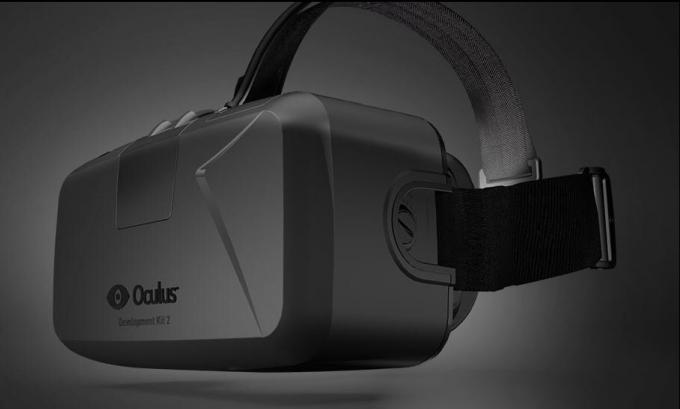 Steckt in der Oculus Rift bald Samsung-Technik