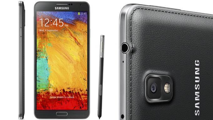 Samsung Galaxy Note 4: Erste Details zum nächsten Phablet aufgetaucht